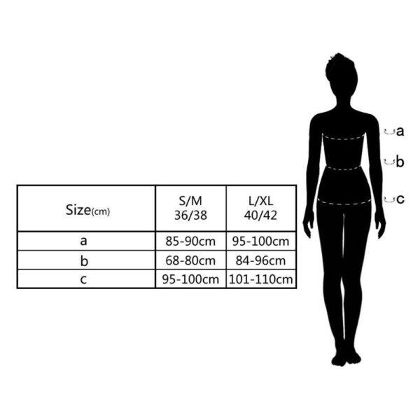 Underklädesset - 3 delar