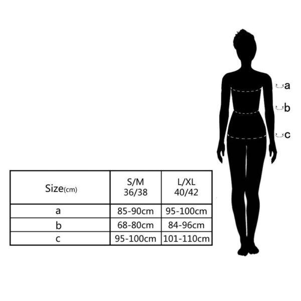 Underklädesset - 4 delar