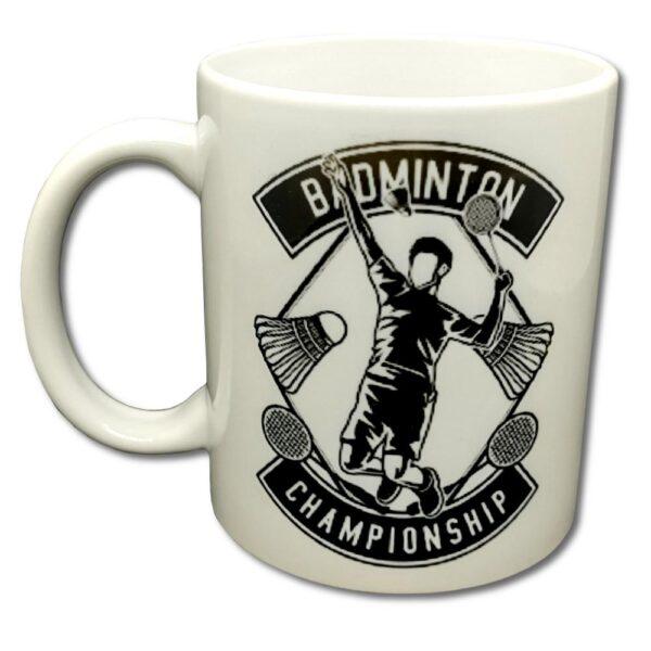 Roach - Mugg - Badminton - Championship