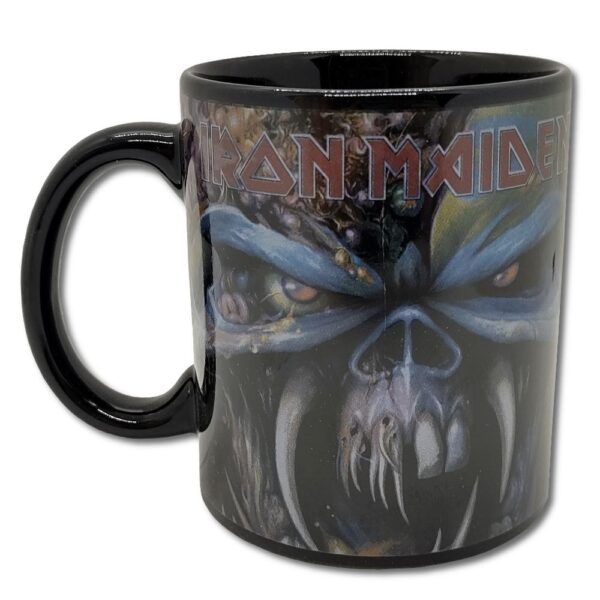 Iron Maiden - Mugg - The Final Frontier